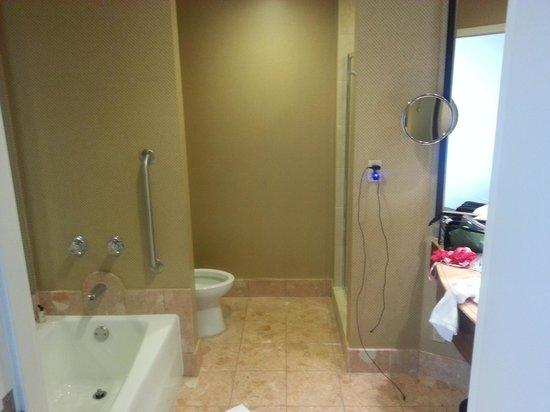 InterContinental Los Angeles Century City: Bathroom