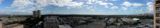 InterContinental Los Angeles Century City: Fox Lot View