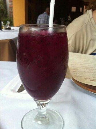 Restaurante El Garaje : dragonfruit drink