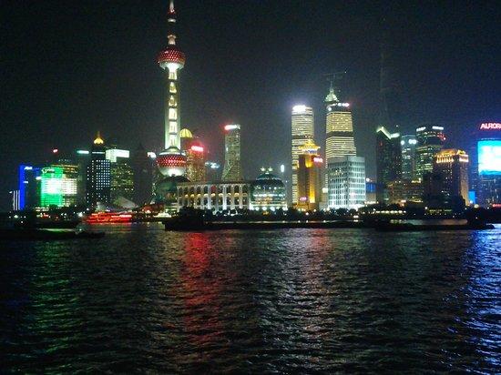Shanghai Fish Inn Bund: Room 205