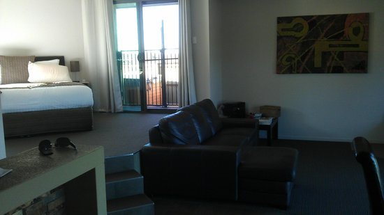 Alure Stanthorpe: Not the best pic, but overall view of inside unit