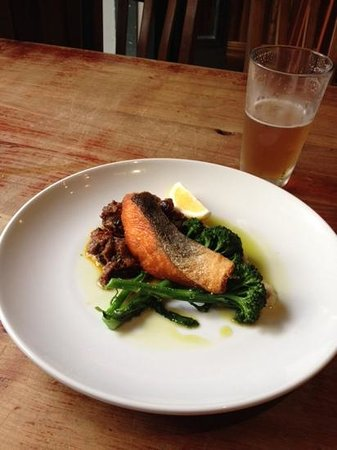 Queensferry Hotel : Salmon