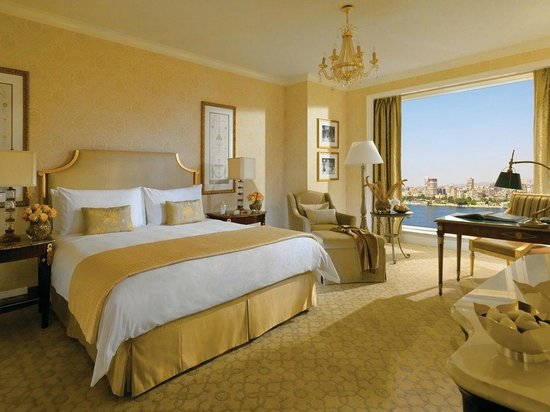 Four Seasons Hotel Cairo at the First Residence: #1