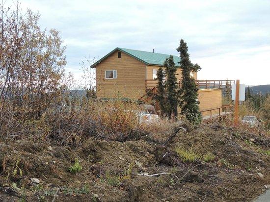 Aurora Borealis Lodge: building