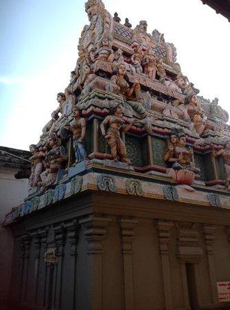 Chilaw, Sri Lanka: Munneswaram Hindu temple