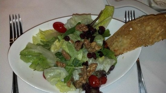 Fleming's Prime Steakhouse & Wine Bar : Flemings Salad