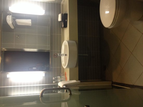 Holiday Inn Express Wuhou Chengdu : Bathroom