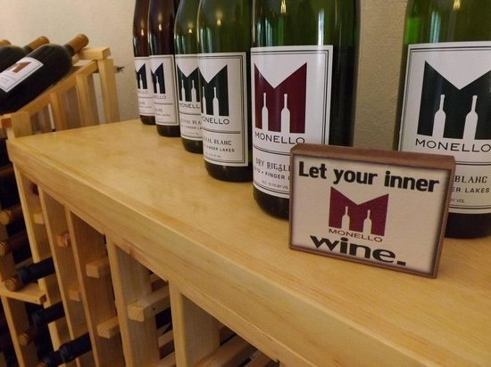 Monello Winery: Monello is Italian for brat