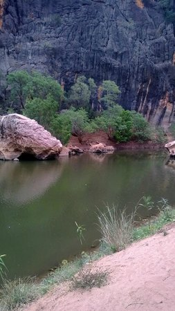 Blue Seas Resort: Day trip to Windjana Gorge