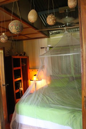Panama's Paradise Saigoncito: Dormitorio