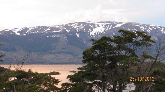 Patagonia Camp: Vista do yurt