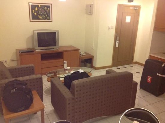 Imperial Hotel: 1 bedroom appartment