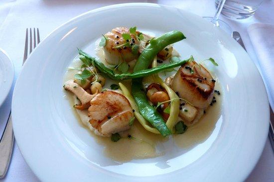 Restaurant La Chronique: perfect