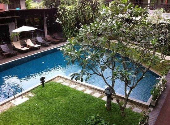 Kiree Thara Boutique Resort: สระว่ายน้ำ