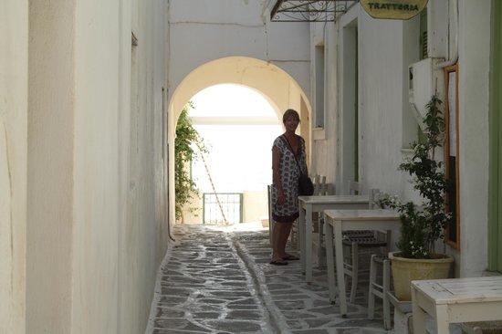 Casa di Roma: In the old town
