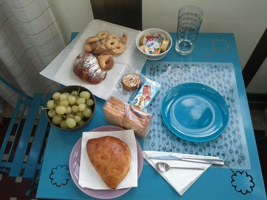 B&B Etna Guesthouse: Colazione