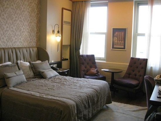 Levni Hotel & Spa : Our room in the 2nd building to the rear of the property