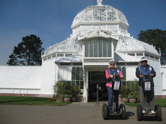 Electric Tour Company Segway Tours: Are these Mall cops?