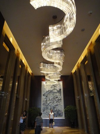 Kempinski Hotel Xiamen: the hall
