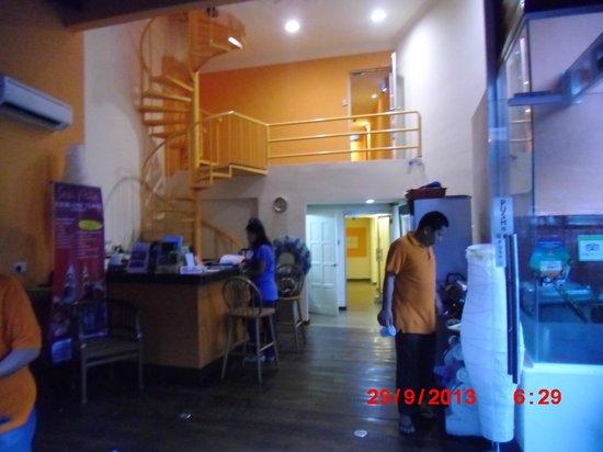 Dengba Hostel : Reception office @ main building