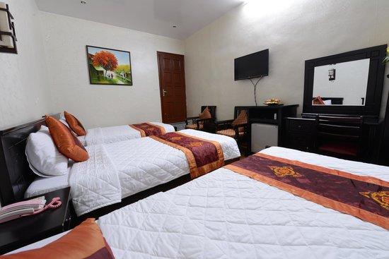 Little Hanoi Hostel : Twin Room