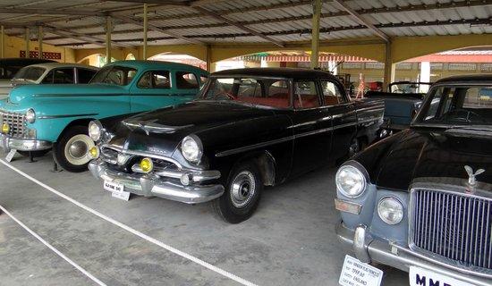Auto World Vintage Car Museum: Cars - I