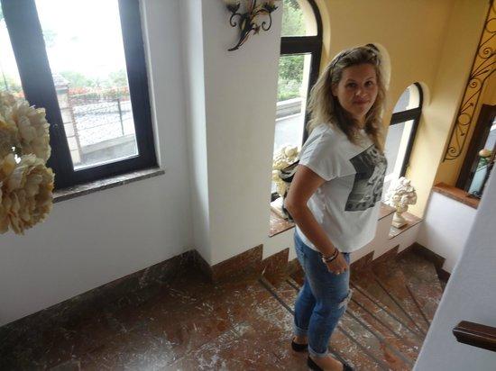 Jonic Hotel Mazzaro: внутри отеля