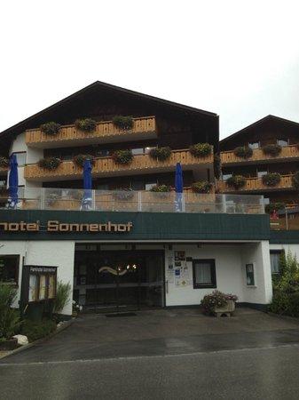Parkhotel Sonnenhof: Front