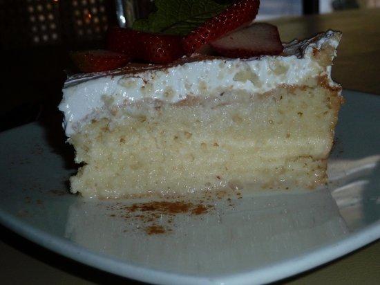 Casita Miramar: dessert