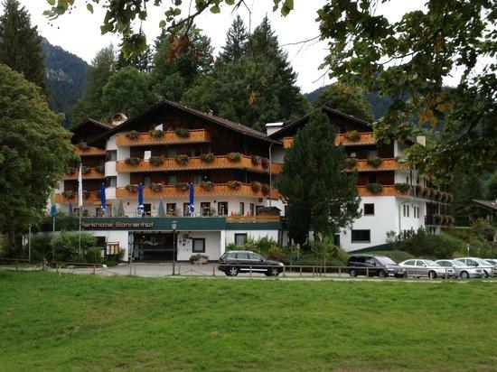 Parkhotel Sonnenhof: ParkHotel-Sonnenhof