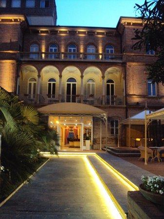 Ambienthotels Villa Adriatica: Отель Villa Adriatica