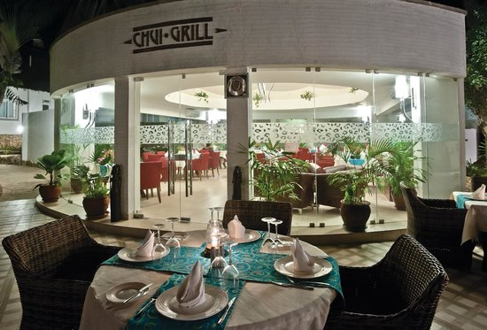 Chui Grill Leopard Beach hotel: Chui Grill Air Conditioned Fine Dining