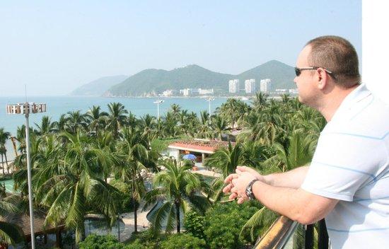South China Hotel: Утром