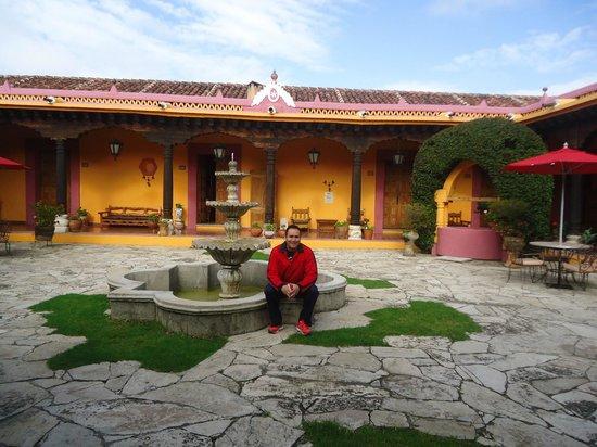 Diego De Mazariegos: hermosa vista de las habitaciones