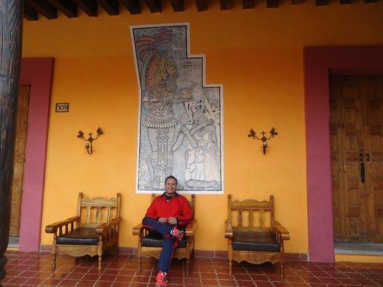 Diego De Mazariegos: muy limpio y en excelentes condiciones