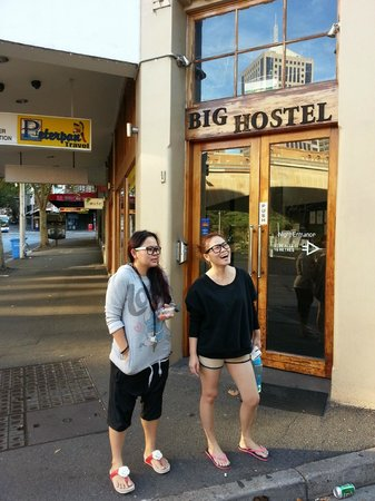 Big Hostel: The outlook of the hostel