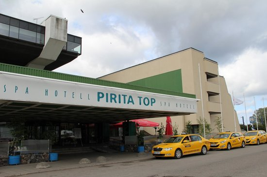 Pirita Spa Hotel: Отель