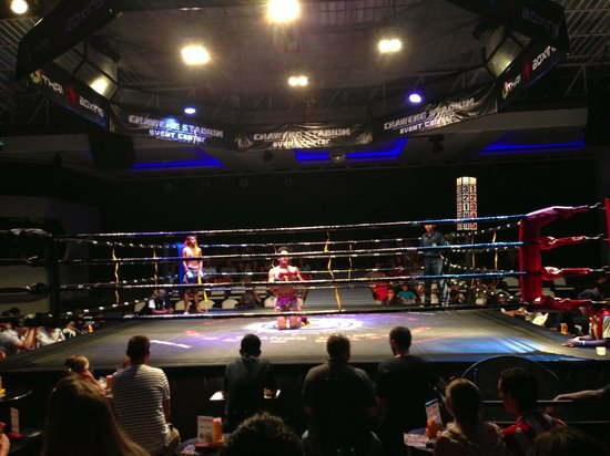 Chaweng Boxing Stadium: boxing