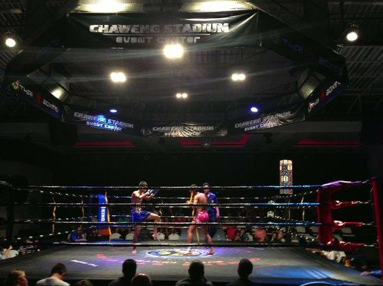 Chaweng Boxing Stadium : boxing