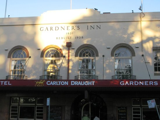 Gardner's Inn: The Building