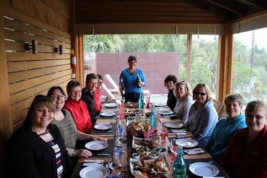 Amuri Estate Retreat: Taste of Italy experience - amazing!