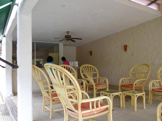 Hotel Piedras del Sol Acapulco Diamante: Recepción