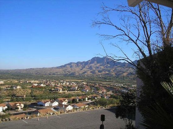 Esplendor Resort at Rio Rico: View from room, looking northeast