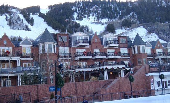 Hyatt Grand Aspen : A great vacation resort.