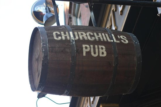 Churchill's Bar & Pub
