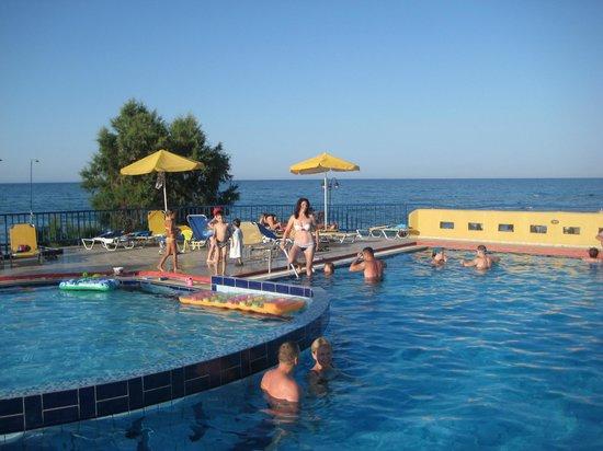 Kavros Beach: Каврос отель