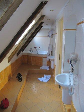 Hotel Golden Deer: ванная