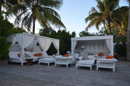 Delano South Beach Hotel: Delano Hotel -pool