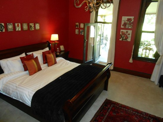 Bishop's Court Estate Boutique Hotel: Room