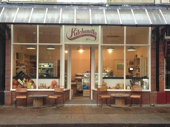 Kitchenetta Delicatessen & Coffee shop: Kitchenetta